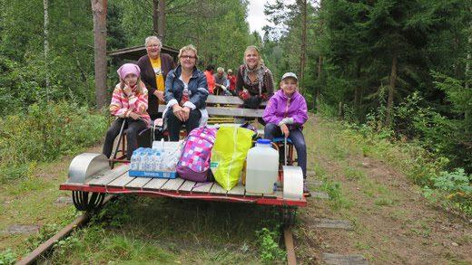 Suomi-Venäjä-Seuran Porin osaston ohjelmassa on retkiä niin lähialueille kuin Venäjälle.