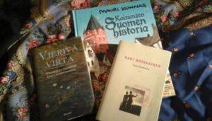 Suomalainen kirjallisuus kiinnostaa venäjänkielisiä maahanmuuttajia - ainakin naisia.