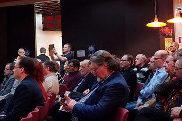 Pohjois-Suomen piirikokous järjestettiin Kuusamossa 2017. Kuvaaja Marina Ivannikova