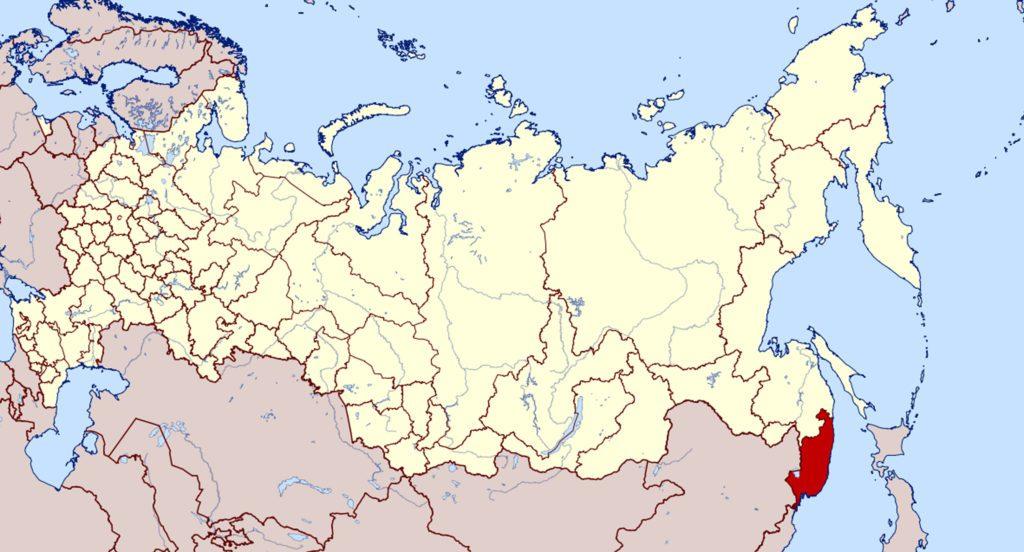 Venäjän kaukoitä oli karkotuspaikka