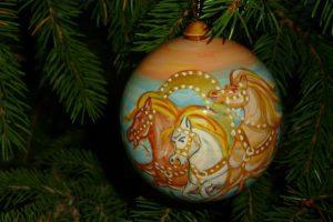 Joulunodotus, Рождество, Suomi-Venäjä-Seura