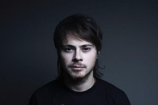 Venäläinen taiteilija Stas Bags