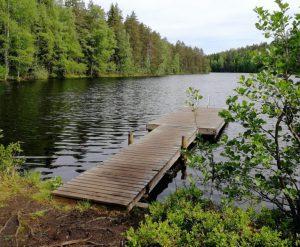 Piilolammin uimapaikka