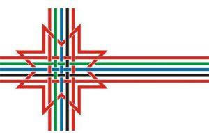 Suomalais-ugrilaisten kansojen lippu