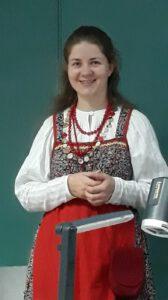 Irina Komissarova