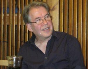 Tero Heinänen on venäläisen musiikin asiantuntija.